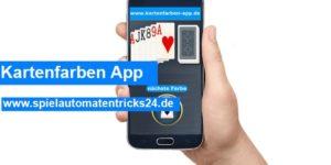 Kartenfarben App
