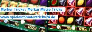Merkur Tricks