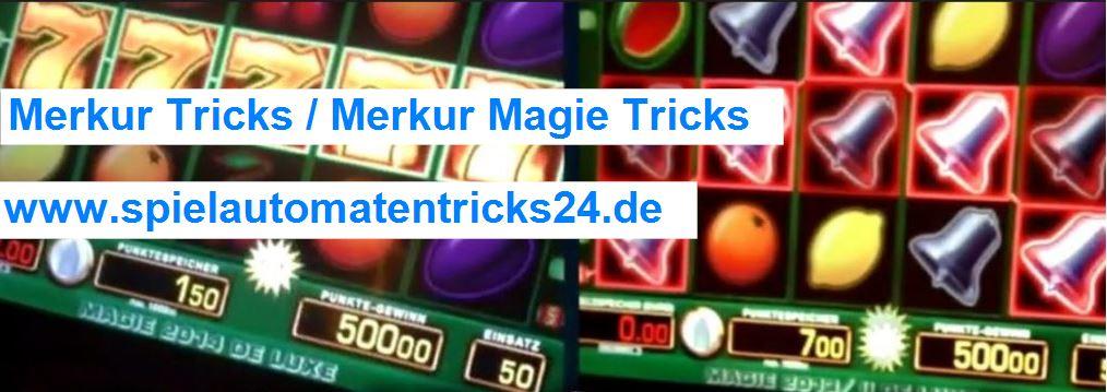 Merkur Tricks De App