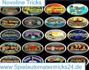 Novoline Tricks
