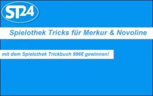 Spielothek Tricks