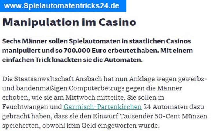 Casino Trick 24