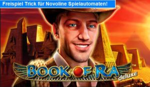 Book of Ra Spielautomaten Tricks