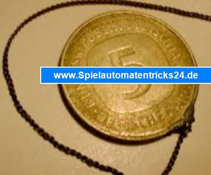 Spielautomaten Tricks mit Geldmünze