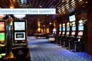 Spielautomaten Gratis spielen
