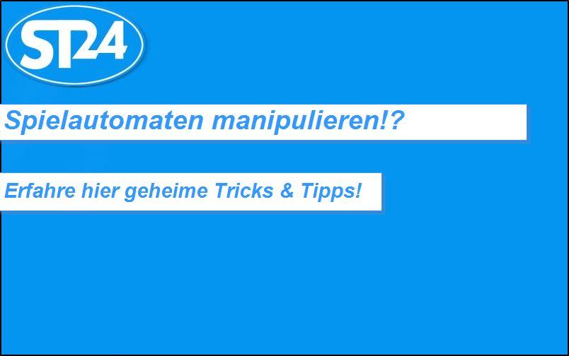 Spielautomat Manipulieren Anleitung