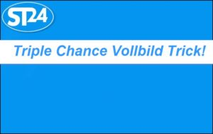 Triple Chance Vollbild Trick