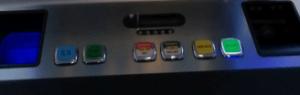 Automaten manipulieren mit Tastenkombination