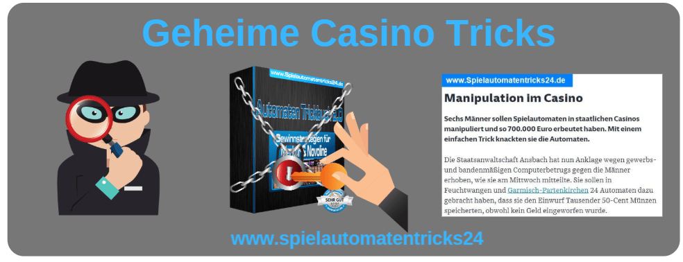 Geheime Casino Trickbuch Erfahrung