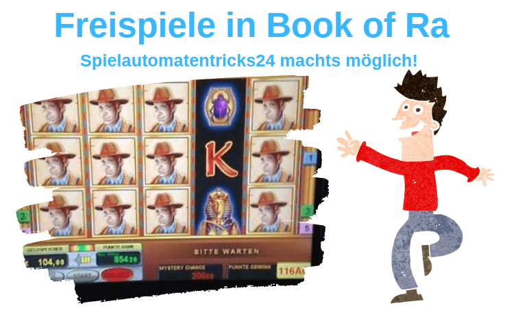 Novoline Tricks Book of Ra Freispiele