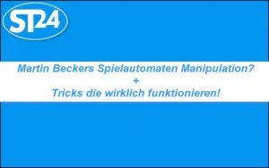 Martin Beckers Spielautomaten Manipulation